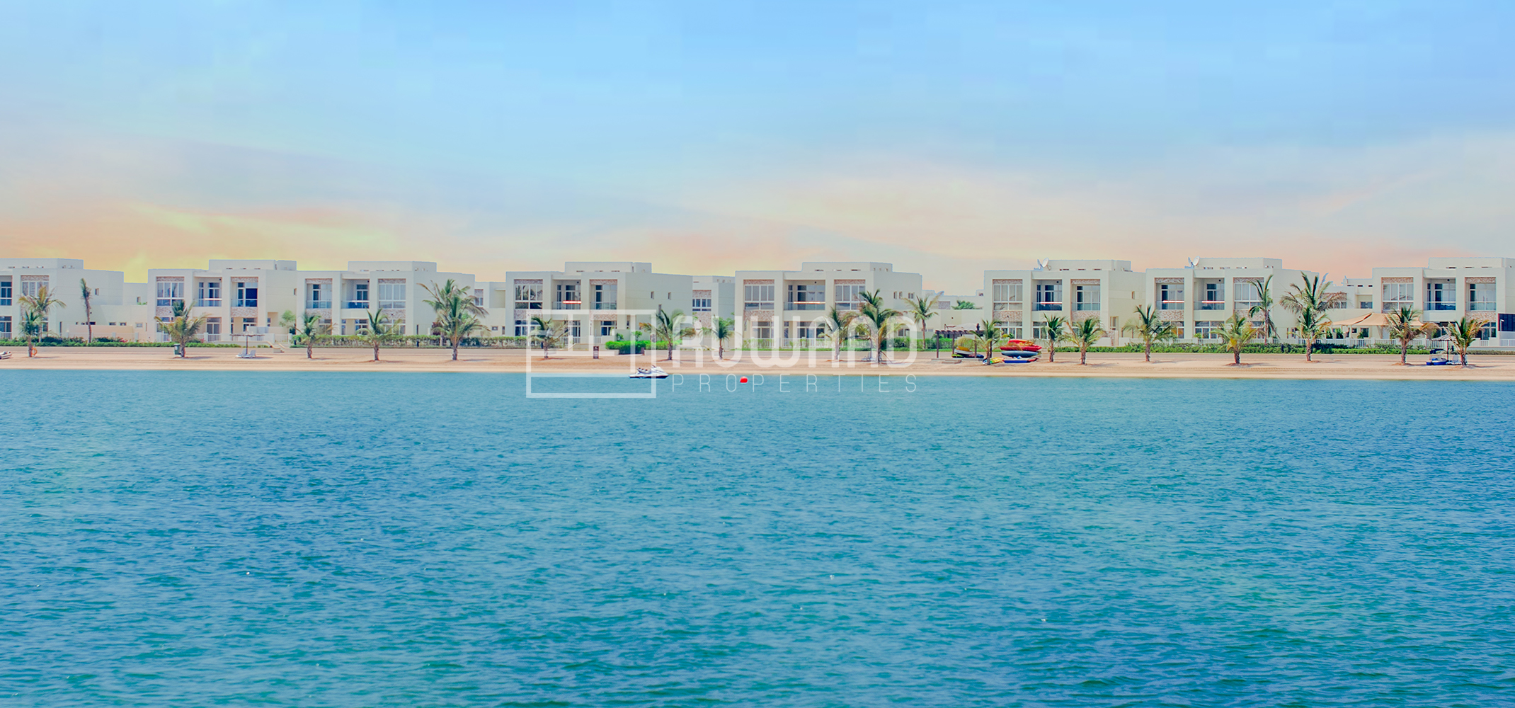 2BHK for villa in Bermuda, Ras Al Khaimah