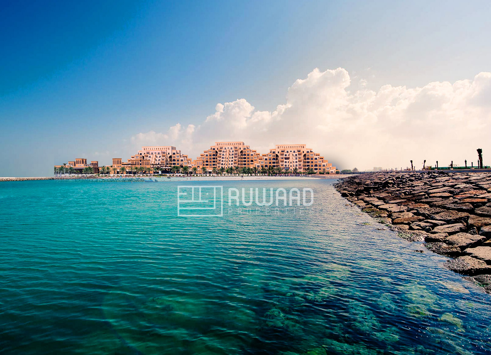 Amazing Studio For Sale in Bab Al Bahr , Al Marjan Island